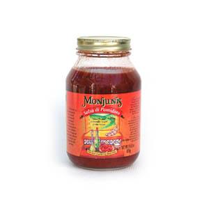 Monjunis Salsa di Pomidoro